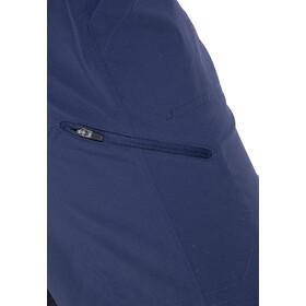 Marmot Lobo's korte broek Dames blauw